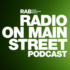 The Radio on Main Street Podcast Featuring an Interview with Stan Richards of The Richards Group